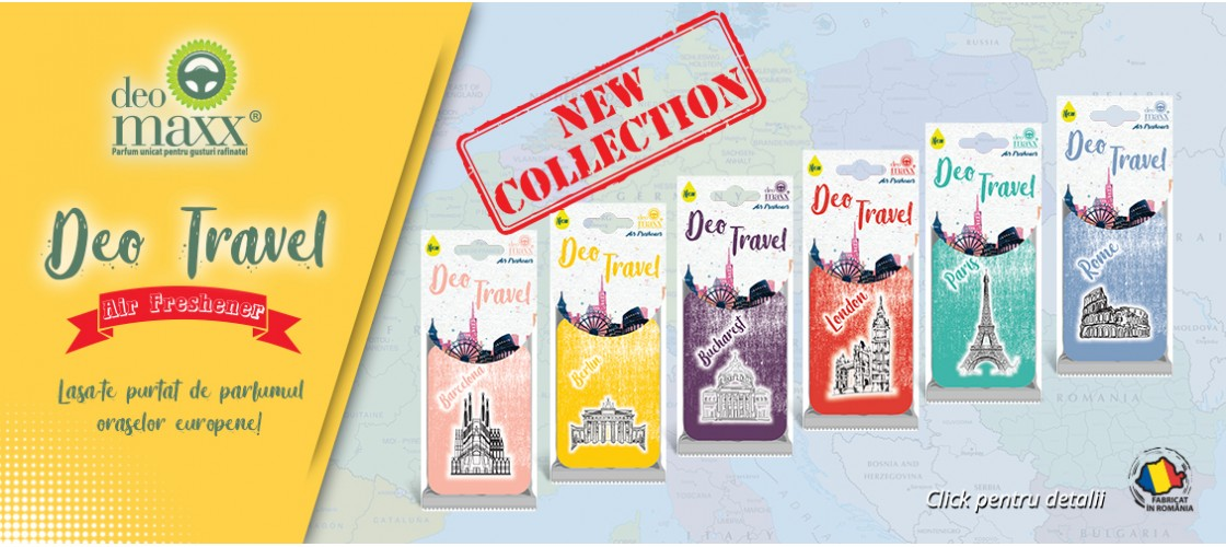 Deo Travel collection